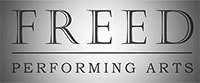 Freed Performing Arts Logo